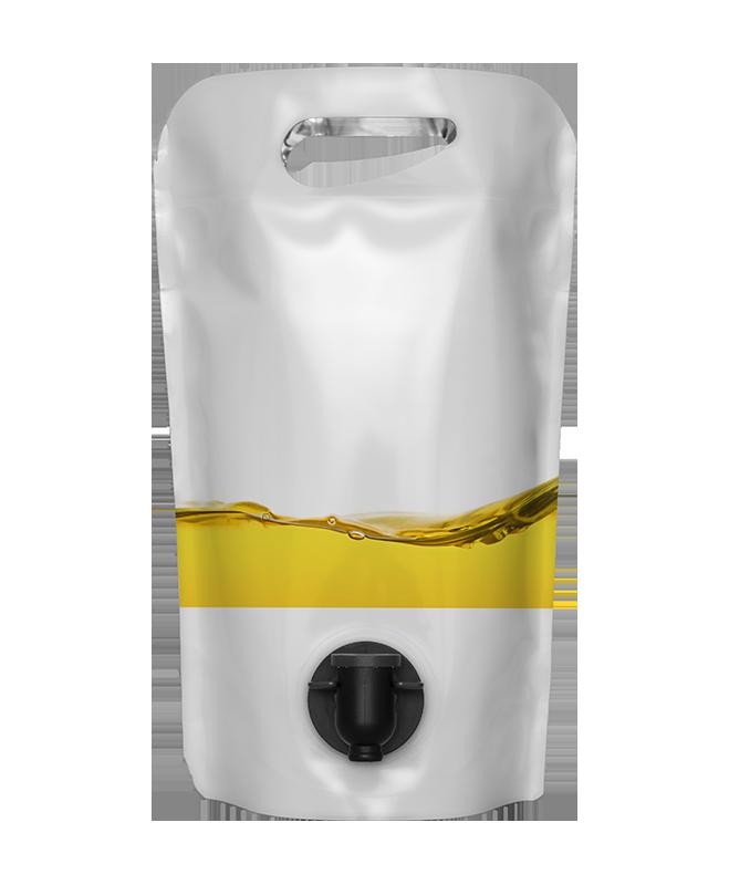 Aegeas Pouch - Συσκευασία υγρών τροφίμων - Aegeas Flexo